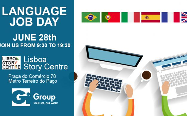 """Gi Group Portugal organiza dia de candidaturas para bilingues com """"centenas de vagas disponíveis"""""""