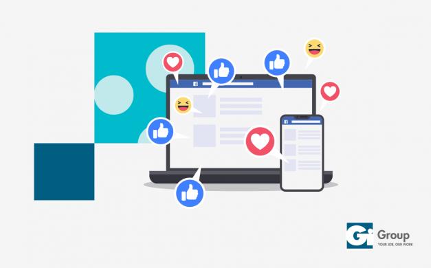 Redes sociais, onde encontrar emprego.