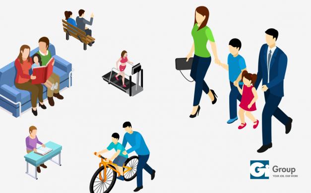 5 dicas para um melhor equilíbrio entre trabalho e vida pessoal.